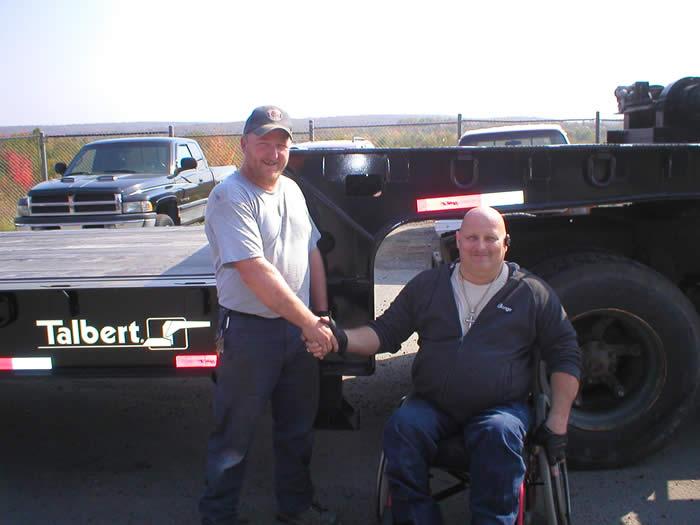 Big Iron Equipment Our Clients Sudbury Ontario